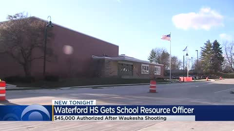 Waterford uses emergency funding for school resource officer...